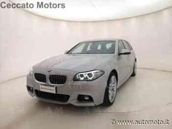 Vendo BMW Serie 5 Touring 525d xDrive Msport usata a Castelfranco Veneto, Treviso (codice 7592636) - Automoto.it