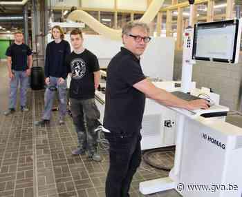 Technisch instituut Don Bosco Hoboken investeert fors in houtafdeling - Gazet van Antwerpen