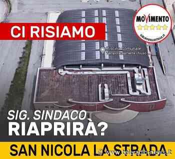 """M5S San Nicola la Strada: """"Piscina comunale: se, quando e come si ripartirà"""" - TeleradioNews"""