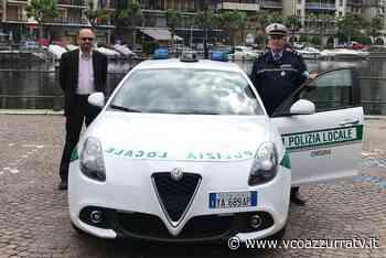 Nuova auto per la Polizia Locale di Omegna - Azzurra TV