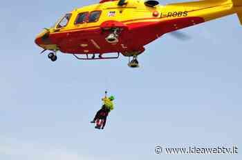 Incidente in un cantiere di Volpiano: ferito un uomo, interviene l'elisoccorso - IdeaWebTv