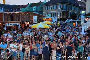 Markdorf: Erinnerungen zum Stadtfest-Wochenende: So schön hat Markdorf in den vergangenen Jahren gefeiert - SÜDKURIER Online