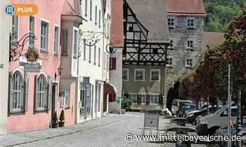 Ein Bächlein erzählt von Berching - Region Neumarkt - Nachrichten - Mittelbayerische