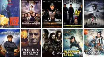 Jackie Chan - The Modern Years: 10 Filme in Blu-ray-Digipak - Schnittberichte.com