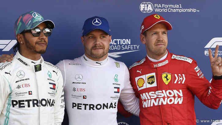 Sebastian Vettel: Mercedes mit Hammer-Wechsel in Formel 1? Jetzt packt Bottas plötzlich aus   Formel 1 - tz.de