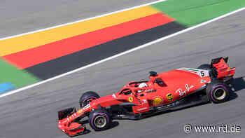 Neue Hoffnung für Sebastian Vettel: Japan, Singapur und Aserbaidschan abgesagt - Hockenheim zurück im Rennen - RTL Online