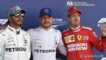 Sebastian Vettel: Mercedes mit Mega-Wechsel in der Formel 1? Jetzt packt Bottas aus   Formel 1 - tz.de