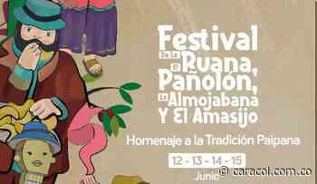 Paipa y su Festival de la ruana, el pañolón, las almojábanas y el amasijo - Caracol Radio