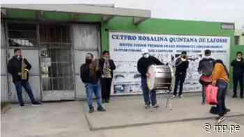 Paramonga: Músicos salieron a tocar a las calles para conseguir dinero (Video) - RPP