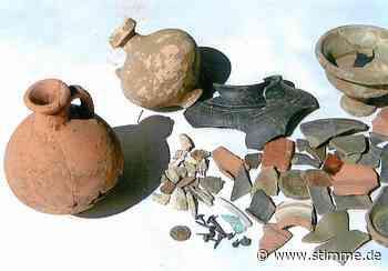 Archäologie an der A6: Über die Funde eines Heimatforschers - Heilbronner Stimme