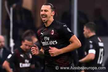 Zlatan Ibrahimovic entfacht Milan-Zoff - Fussball Europa