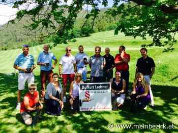Golfsport: Guldentrophy am GC Semmering, gesponsert von Rechtsanwalt Dr. Kurt Lechner - meinbezirk.at