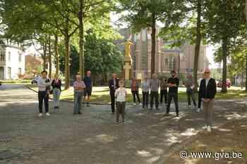 """Bewoners Mariaburg bevreesd voor bouwwoede: """"Het plan dat onze wijk moet beschermen, is niet sterk genoeg"""" - Gazet van Antwerpen"""
