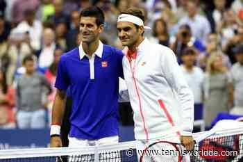 Novak Djokovic erzählt eine Anekdote mit einem Roger Federer-Fan - Tennis World DE