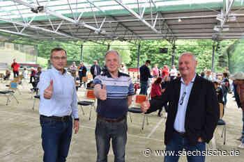So lief die Fusion zum Sportclub Freital - Sächsische Zeitung