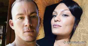 Channing Tatum Shows Jessie J Love On Sultry Selfie After Rekindling Romance - The Blast