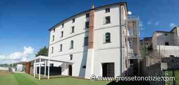 Un nuovo ingresso per le scuole di Monterotondo Marittimo - Grosseto Notizie
