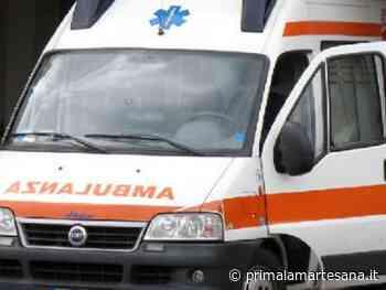 Anziano caduto a Carugate, in ospedale in codice rosso - La Martesana