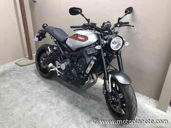 Yamaha XSR 900 2019 à 8900€ sur CLAMART - Occasion - Motoplanete
