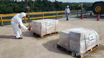 Cusco: Más de 5 mil vecinos del Bajo Urubamba se benefician con kits de seguridad y limpieza donados por Camisea - Press Perú