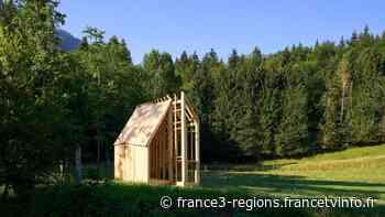 Loire : le festival des cabanes s'installe à Saint-Galmier - France 3 Régions
