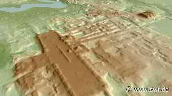 Mexiko: Riesiges Maya-Bauwerk entdeckt - SWR