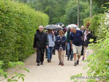 Marche du sentier de la rose La roseraie de Saint-Galmier Saint-Galmier - Unidivers