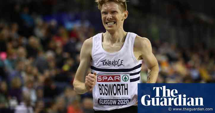 Tom Bosworth reveals homophobic abuse from athletics volunteer