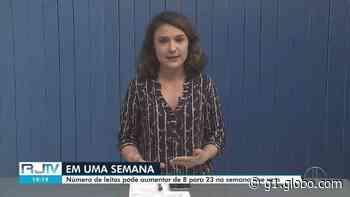 Nova Friburgo, RJ, recebe 29 respiradores comprados antes da pandemia - G1