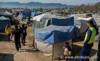 Más de 300 familias siguen asentadas en San Calixto - El Tribuno.com.ar