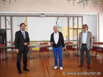 Gottmadingen: Gerd Schuhmacher ist Gold wert: Der Gottmadinger hat 100 Mal Blut gespendet - SÜDKURIER Online