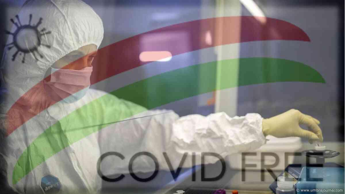 Coronavirus, anche Perugia e Massa Martana diventano comuni covid free - Umbria Journal il sito degli umbri