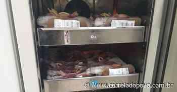 Banco de Sangue faz campanhas para novas doações em Uruguaiana - Jornal Correio do Povo