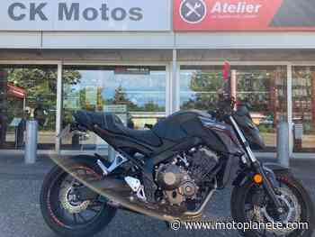 Honda CB 650 F 2018 à 5790€ sur HAGUENAU - Occasion - Motoplanete