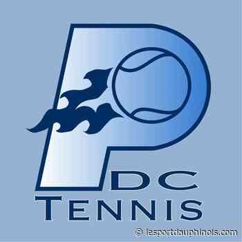 """Gilles Ferlat (Pont de Claix Tennis) : """"On est très heureux d'avoir repris"""" - LSD - Le Sport Dauphinois - LSD - Le sport dauphinois"""