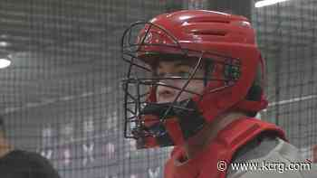 Western Dubuque's Calvin Harris faces tricky situation with baseball future - KCRG