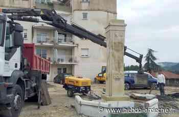 Privas - Le temps des grands chantiers - Hebdo de l'Ardèche