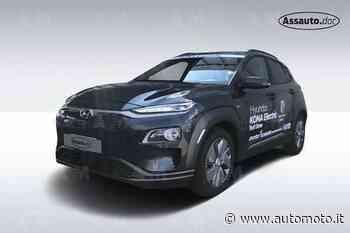Vendo Hyundai Kona EV 64 kWh Exellence usata a Gaglianico, Biella (codice 7610319) - Automoto.it