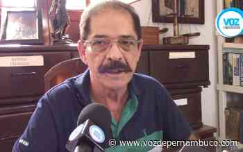 """Joaquim Lapa diz que obras de Botafogo são eleitoreiras: """"Ele passou três anos e meio sem fazer nada na cidade"""" - Voz de Pernambuco"""