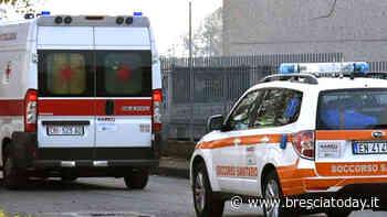 Leno: schiacciato dal braccio del camion dei rifiuti, ferito 47enne di Castenedolo - BresciaToday