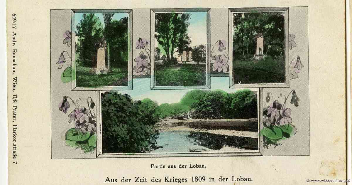 """""""Drunt' in der Lobau"""": Immer wieder ein Kampf- und Schlachtfeld - Wiener Zeitung"""