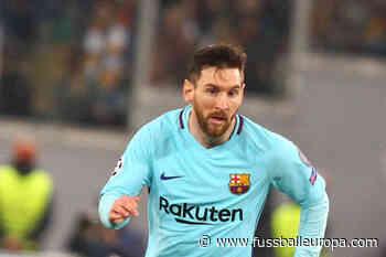 Kantersieg! Arturo Vidal macht es früh, Lionel Messi spät - Fussball Europa