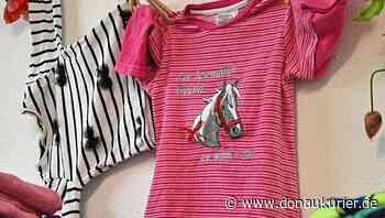 Altmannstein: Altmannsteins Schatzkiste - Die Kleiderbörse bietet bunte Modekracher zu Schnäppchenpreisen an: Shopping für den guten Zweck - donaukurier.de