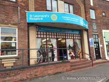St Leonard's Hospice begins to reopen shops - York Press