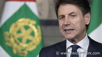 Prosecutors Question Italy's Conte Over Slow Virus Lockdowns
