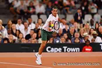 Roger Federer beendet die Rekordsträhne. Wird Rafael Nadal ihn fangen? - Tennis World DE