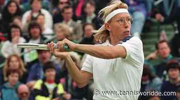 Navratilova: Es ist schwierig für Spieler wie Roger Federer, Nadal & Serena Williams - Tennis World DE