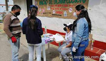 Primeros casos de COVID-19 en Mutiscua y Labateca - La Opinión Cúcuta