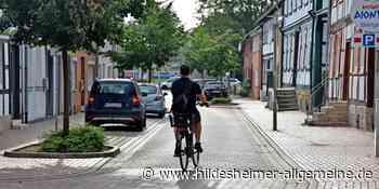 1,5 Meter Abstand zwischen Rad und Auto: Sarstedt prüft Regel - www.hildesheimer-allgemeine.de