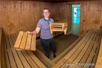 Eine Gaststätte mit Sauna und Bad - Freie Presse